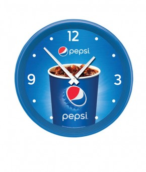 PC1010CUP – Pepsi Cup Clock