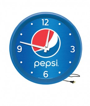 PC1015GLOBE – Illuminated Pepsi Globe Clock (Carton of 4)