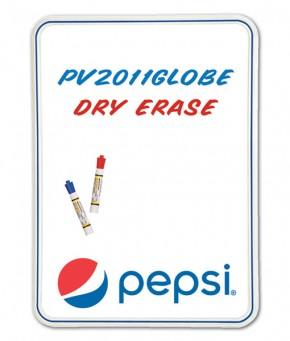 PV2011GLOBE – Pepsi Globe Arc Dry Erase