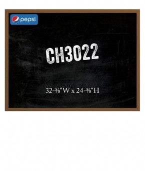 CH3022 Chalk Menu Boards