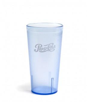 16oz Pepsi Tumbler Ice Blue Script
