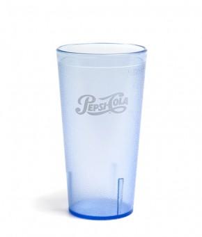20oz Pepsi Tumbler Ice Blue Script