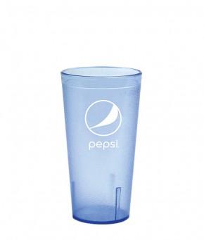 12oz Pepsi Tumbler Ice Blue Globe
