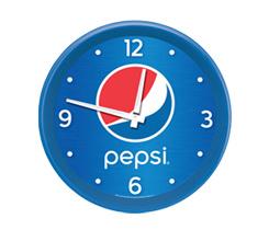 Pepsi Clocks