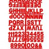 1368 – Red 1.5″ Height Letter Kit