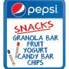 PV1005GLOBE – Pepsi Dry Erase Board
