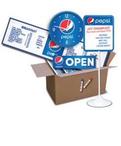 SKD-PS – Pepsi Store Kit – DELUXE