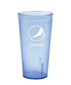 24oz Pepsi Tumbler Ice Blue Globe