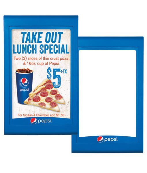 Easy Menu Display - Vertical